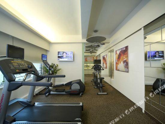 香港富薈灣仔酒店(iclub Wan Chai Hotel)健身房
