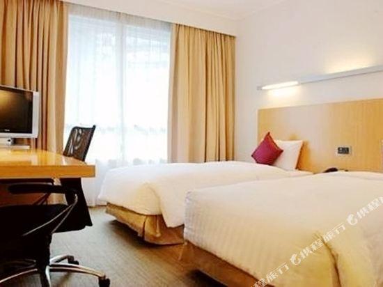 香港諾富特世紀酒店(Novotel Century Hong Kong)標準客房