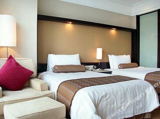上海嘉豪淮海國際豪生酒店(Howard Johnson Huaihai Hotel Shanghai)豪華房