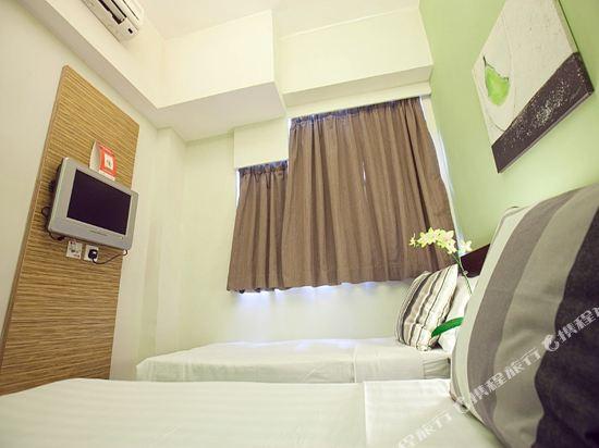 香港C酒店(Casa Hotel)標準房