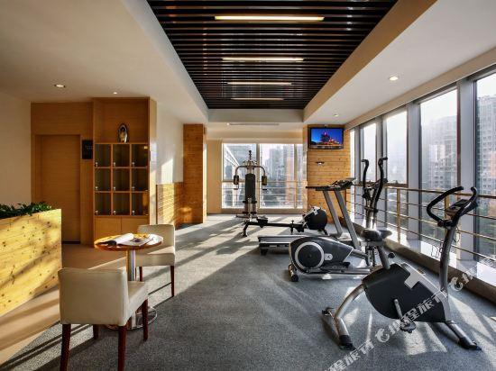 深圳中南海怡酒店健身房