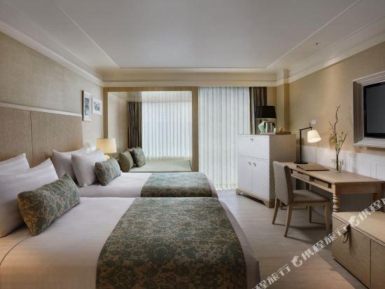 華欣阿瑪瑞酒店(Amari Hua Hin)豪華雙床客房