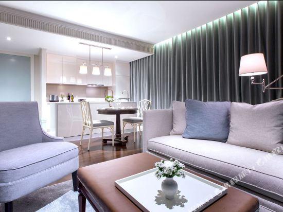 曼谷東方酒店(Oriental Residence Bangkok)一卧室園景套房