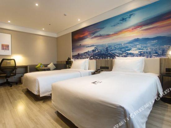 深圳南山海岸城亞朵酒店(Atour Hotel (Shenzhen Nanshan Coastal City))高級雙床房