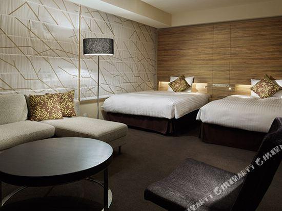 札幌三井花園酒店(Mitsui Garden Hotel Sapporo)尊貴雙床房