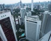 吉隆坡亞洲奢華套房 @ 雙峯塔沃塔克斯公寓