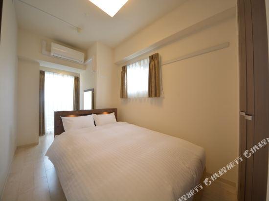 Bureau四天王寺酒店(Bureau Shitennoji Hotel)至尊景家庭套房