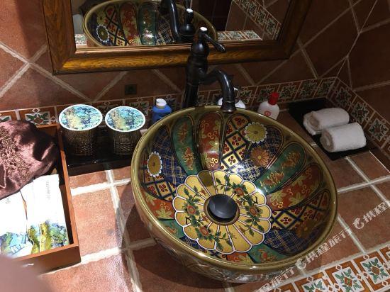 美豪酒店(深圳機場店)(Mehood Hotel)墨西哥複式主題房