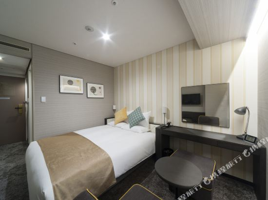 格蘭比亞大酒店(Hotel Granvia Osaka)休閒大床房