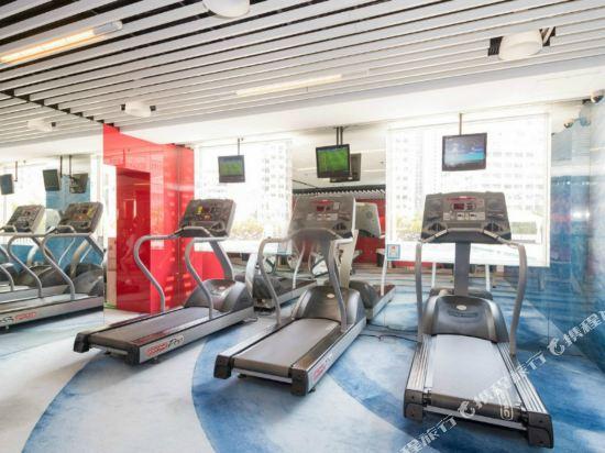 香港悅來酒店(Panda Hotel)健身房
