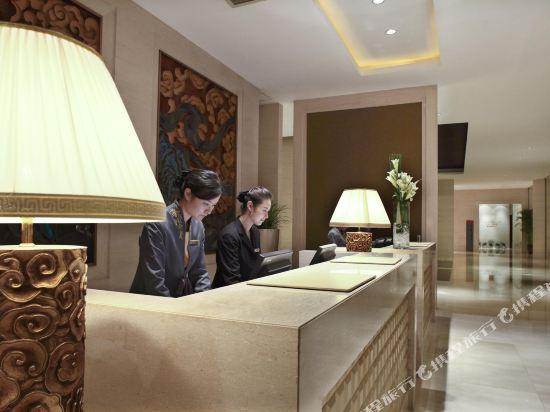 北京工大建國飯店(Grand Gongda Jianguo Hotel)公共區域