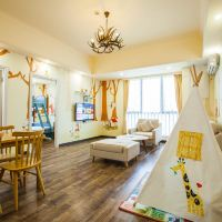 Q加·精靈王國主題公寓(廣州番禺萬達店)酒店預訂