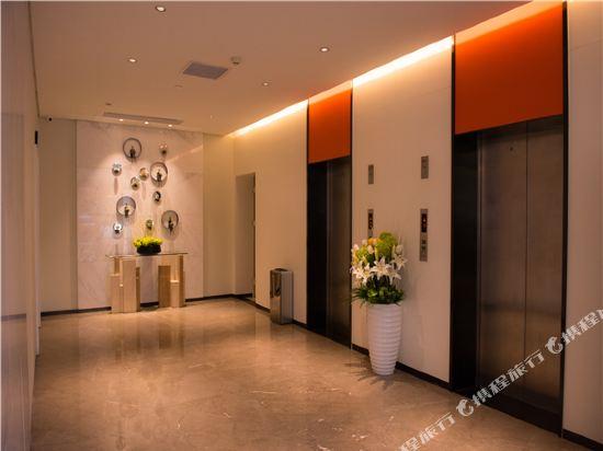 世紀星連鎖艾尚酒店(佛山國際傢俱城店)(Aishang Hotel (Foshan International Furniture City))公共區域