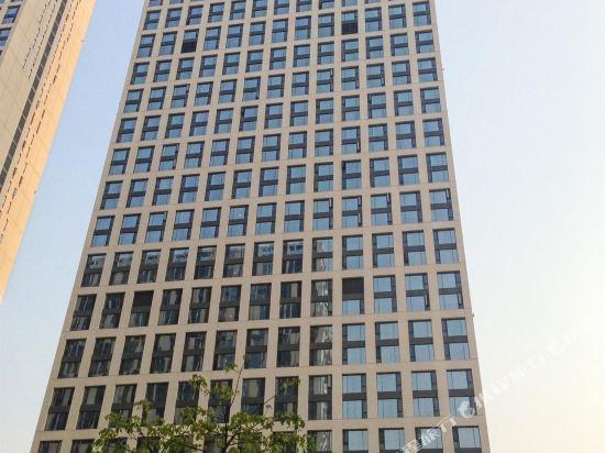 嘻哈商務公寓(廣州琶洲保利世貿店)(Hiphop Business Apartment (Guangzhou Pazhou Baoli Shimao))外觀