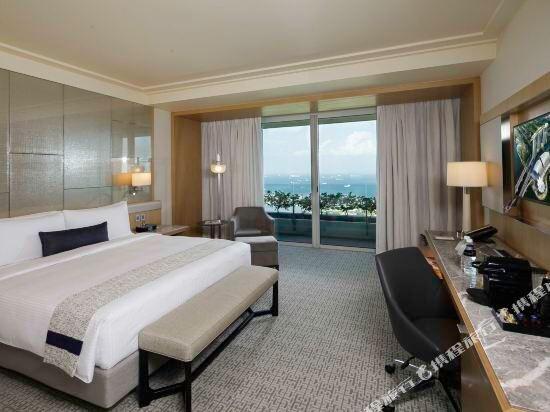 新加坡濱海灣金沙酒店(Marina Bay Sands)港景尊貴房
