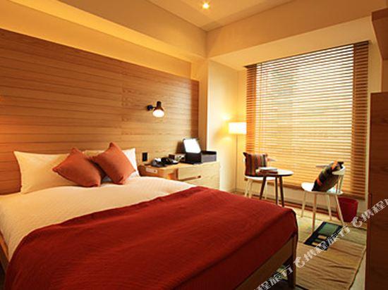 東京汐留皇家花園酒店(The Royal Park Hotel Tokyo Shiodome)經濟雙人床房-旅行-THE CONRAN SHOP設計(概念樓層)