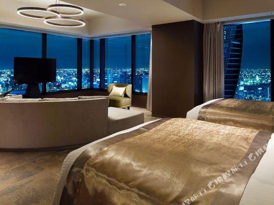 三井花園飯店名古屋普米爾(Mitsui Garden Hotel Nagoya Premier)尊貴雙床房