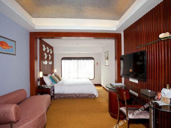 深圳鴻隆明華輪酒店(Cruise Inn)二副海景房