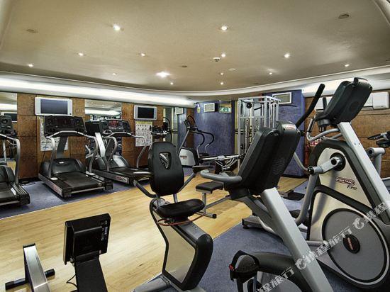 倫敦肯辛頓千禧國際格洛斯特酒店(Millennium Gloucester Hotel London Kensington)健身房