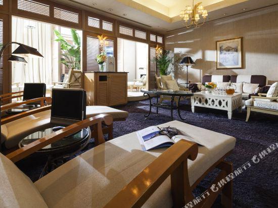 名古屋萬豪酒店(Nagoya Marriott Associa Hotel)健身娛樂設施