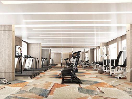 曼特海灘酒店(Mytt Beach Hotel)健身房
