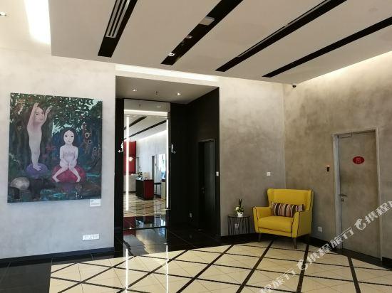 吉隆坡紅酒店(Red by Sirocco Kuala Lumpur)公共區域