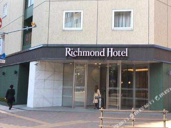 札幌站前里士滿酒店(Richmond Hotel Sapporo Ekimae)外觀