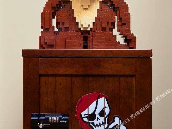 日本樂高樂園酒店(Legoland Japan Hotel)海盜主題房