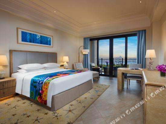 長隆橫琴灣酒店(珠海海洋王國店)(Chimelong Hengqin Bay Hotel (Zhuhai Dolphin Flagship Store))行政客房