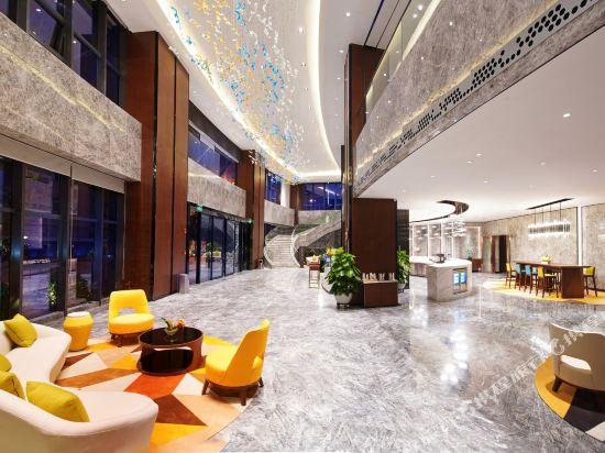 中山南朗希爾頓歡朋酒店(Hampton by Hilton Zhongshan Nanlang)公共區域