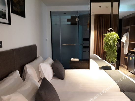 芭堤雅T酒店(T Pattaya Hotel)高級房