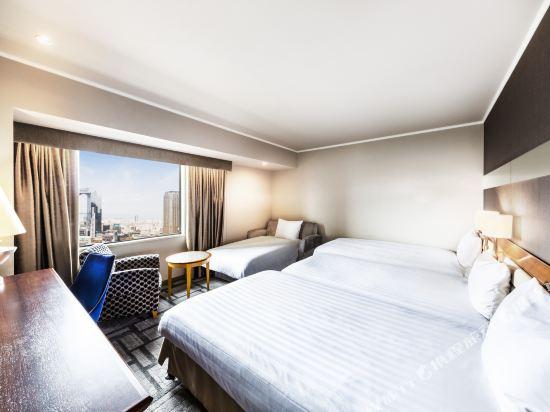 大阪阪神酒店(Hotel Hanshin Osaka)四人房