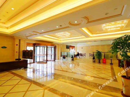 維也納酒店(上海浦東機場店)(Vienna Hotel (Shanghai Pudong Airport))公共區域