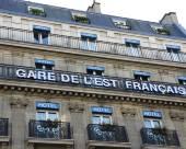 利貝爾特車站東部法蘭西人酒店
