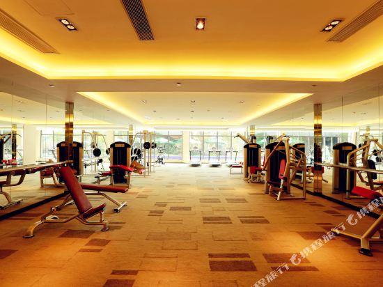 碧桂園空港鳳凰酒店(廣州新白雲機場店)(Country Garden Airport Phoenix Hotel (Guangzhou Baiyun Airport))健身房