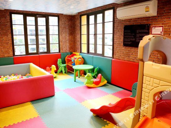 芭堤雅三隻熊威尼斯人公寓(Three Bears, Thailand Pattaya Venetian Apartment)兒童樂園/兒童俱樂部