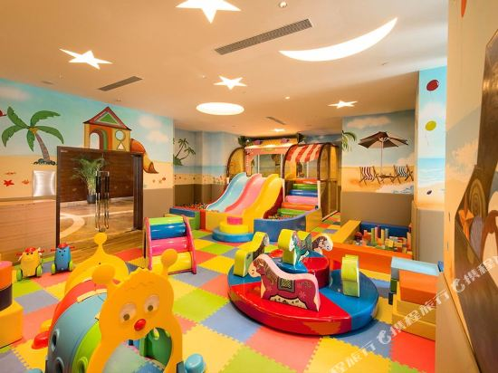 美豪麗致酒店(深圳福田會展中心店)(Mehood Lestie Hotel (Shenzhen Futian Convention and Exhibition Center))兒童樂園/兒童俱樂部