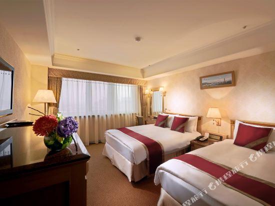 台北天成大飯店(Cosmos Hotel Taipei)特斯拉親子3人房