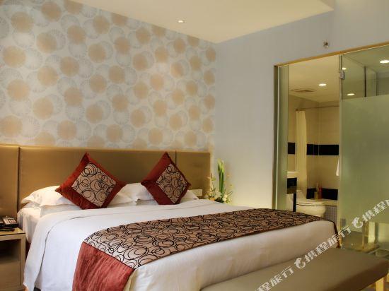 杭州中山國際大酒店(Zhongshan International Hotel)夢幻家庭親子套房