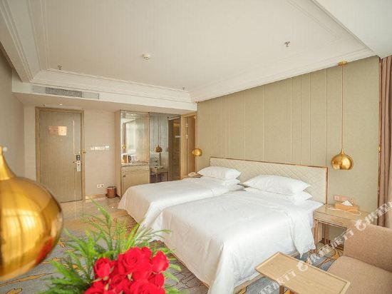 維納斯皇家酒店(東莞可園店)(Venus Royal Hotel (Dongguan Keyuan))豪華雙床房