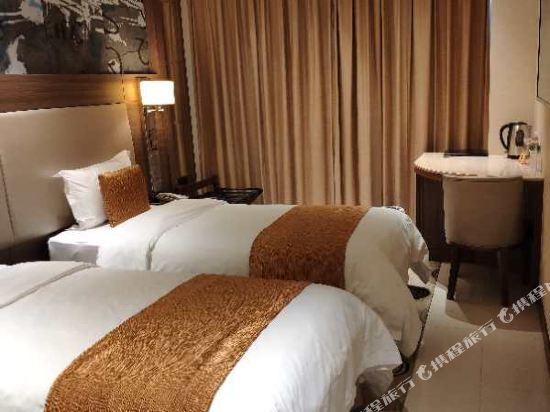 澳門回力酒店(Jai Alai Hotel)高級雙床房