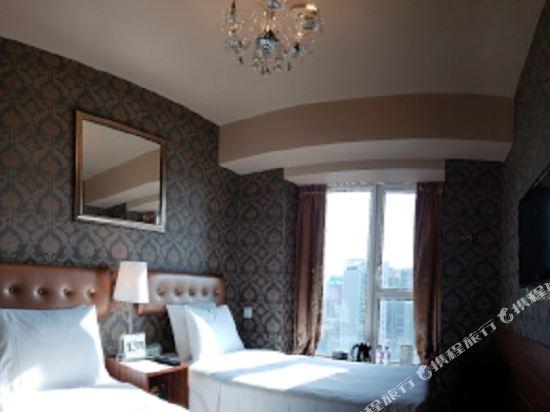 華麗酒店尖沙咀 (貝斯特韋斯特酒店)(Best Western Grand Hotel)華麗客房