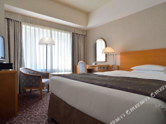東京池袋大都會飯店(Hotel Metropolitan Tokyo Ikebukuro)小型大床房