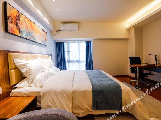 佛山雲谷酒店式公寓豪華大床房