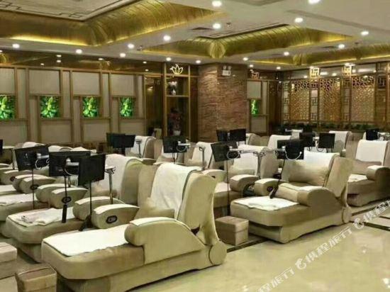 桔子酒店·精選(深圳羅湖店)(Orange Hotel Select (Shenzhen Luohu))健身娛樂設施