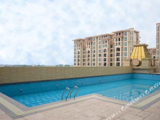 佛山富林朗悅酒店(Longyatt Hotel)室外游泳池