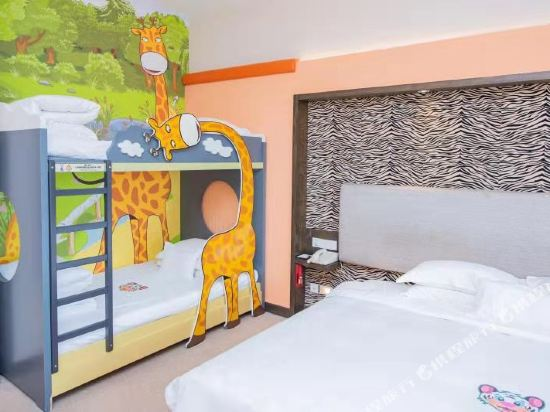 廣州長隆酒店(Chimelong Hotel)親子房