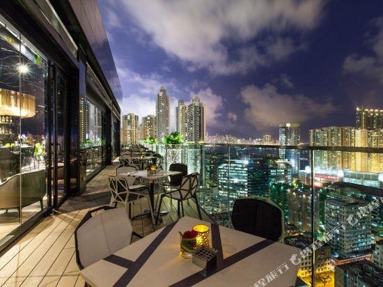 香港九龍珀麗酒店(Rosedale Hotel Kowloon)酒吧