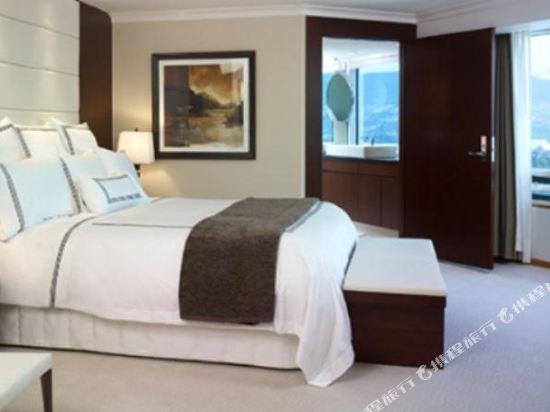 温哥華泛太平洋酒店(Pan Pacific Vancouver)太平洋套房
