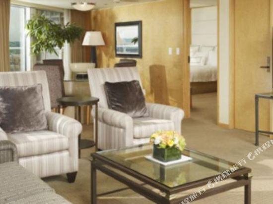 温哥華泛太平洋酒店(Pan Pacific Vancouver)Jade 套房
